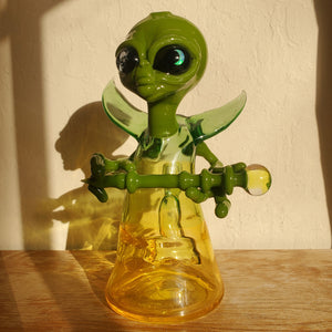 Ghost Glass - Opal-eye Alien Rig