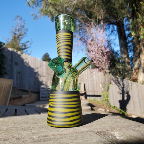 Robertson Glass - Transparent Green Zootube