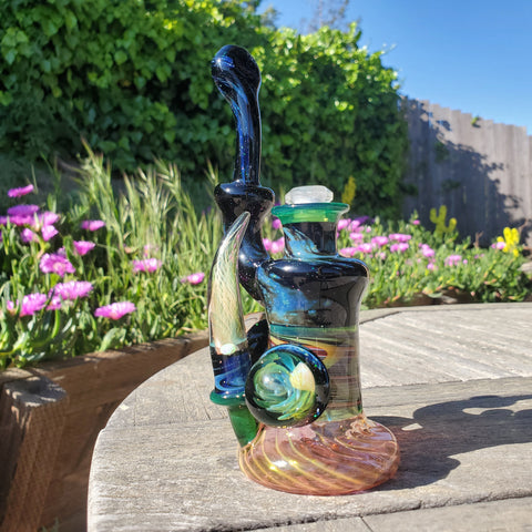 Big Z Glass - Nano Bubbler 2021 - Plantphibian