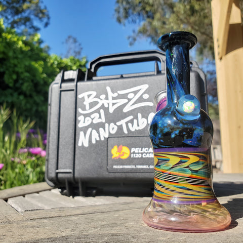 Big Z Glass - Nano Tube 2021 - Royal Jelly