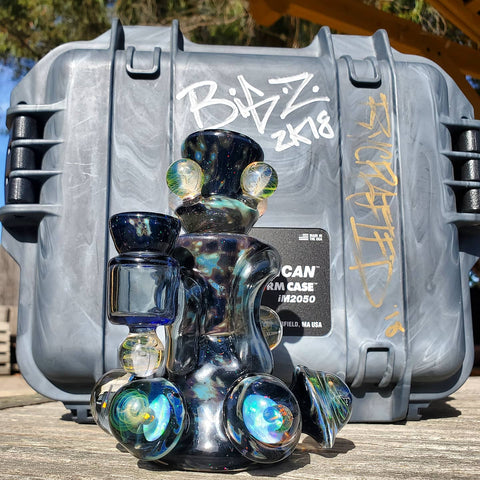 RyCrafted Glass X Big Z Glass - Space Tech Rycycler