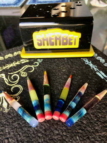 Sherbet Glass - Mini Pencils