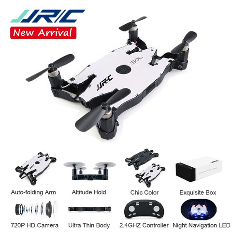 Drone Jjrc H49 Sol Câmera 2.0mp 720p Hd Altitude Hold