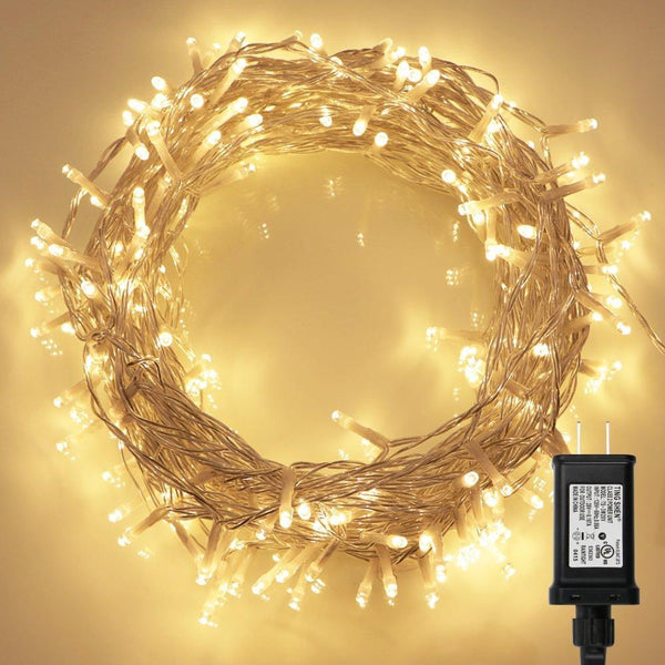 HOW TO USE AC POWERED INDOOR FAIRY LIGHTS