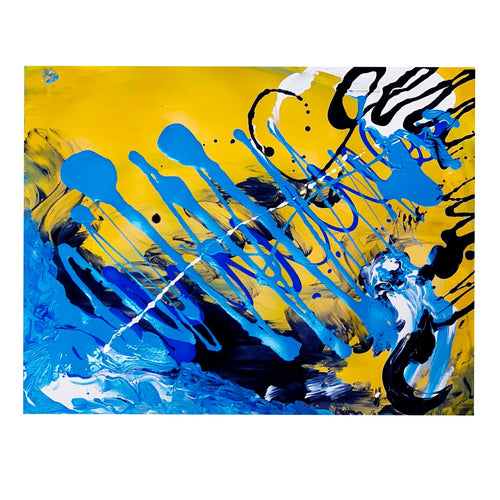 Vibrant Abstracts 9