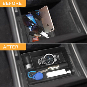 Car Central Armrest Storage Box