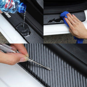 Car Door Sill Sticker For Renault