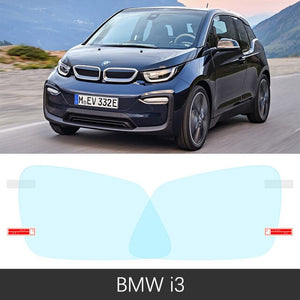 BMW i3 Full Cover Anti Fog Film Rearview Rainproof Mirror