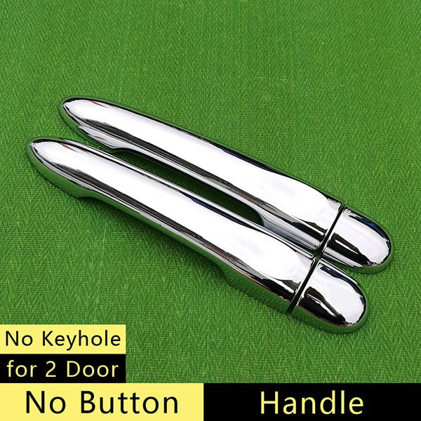 Renault Zoe Z.E 2012 - 2017 Chrome Door Handle Cover