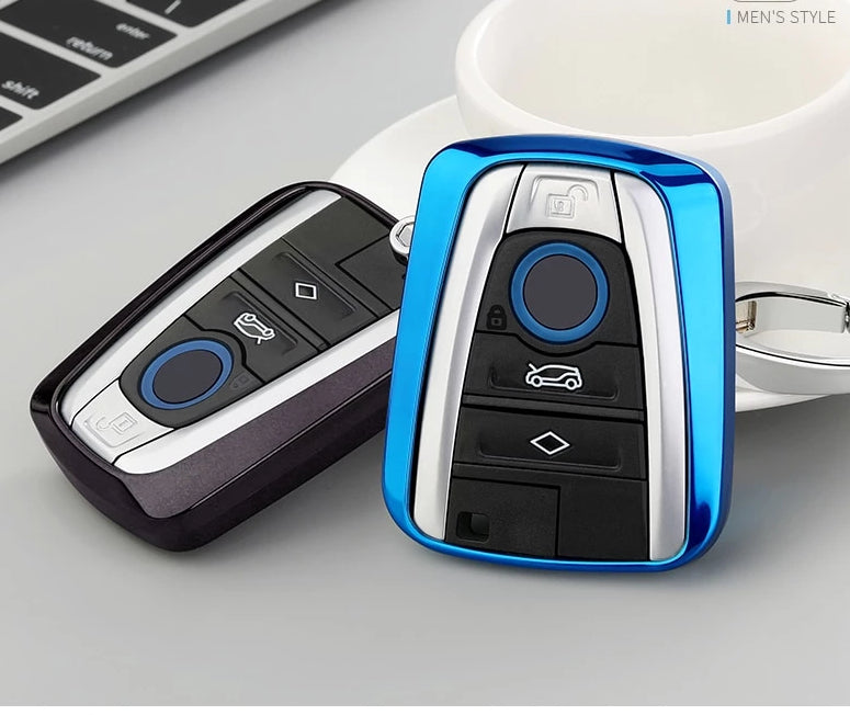 BMW I3 Car Key Case Cover