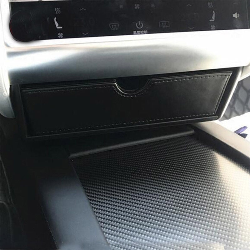 Center Console Storage Box For Model X/S