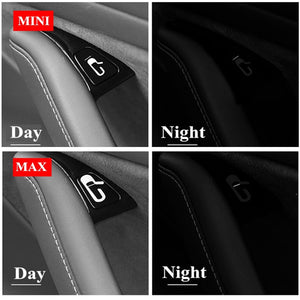 8pcs/set Car Door Sticker Decal