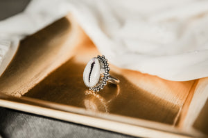 Lylah Shell Ring