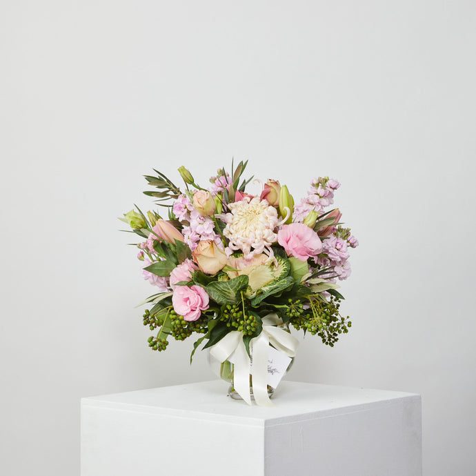 Medium Pastel Vase Arrangement