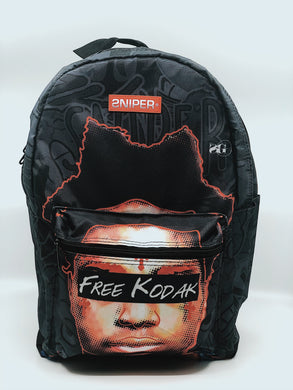 Free Kodak - Backpack