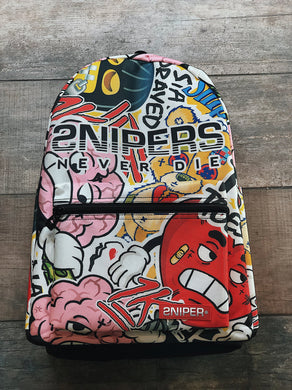 Emoji (All-Over) - Backpack