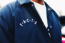 Facts Only Coach Jacket