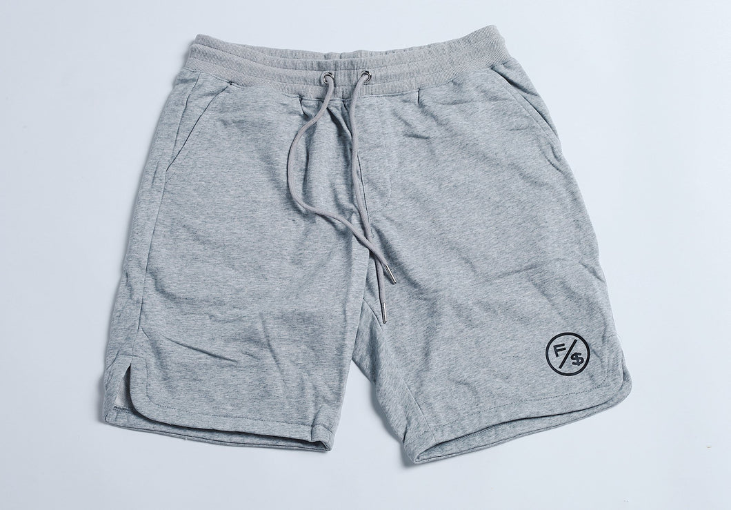 F/$ Basic Shorts (Grey)