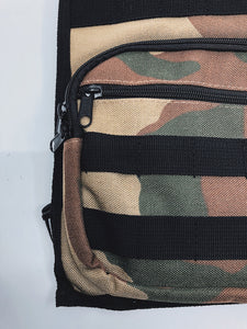 Tactical Vest (green camo)