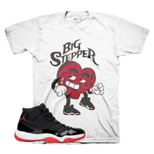 Big Stepper Tee (White)