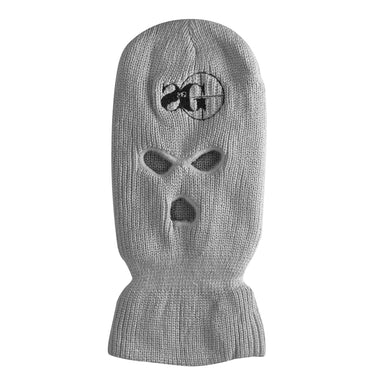 Reflective 3M Ski Mask (Grey)