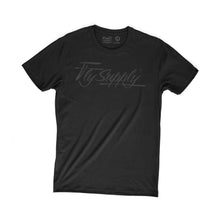 Fly Supply Logo: Black FlyDay