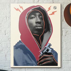 Icon PAC Mounted Canvas