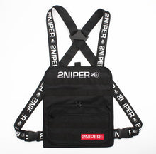 Load image into Gallery viewer, Tactical Vest (black)