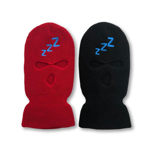 Ski Mask - ZZZ (2 colors to choose from)