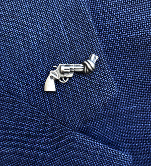 Pin for peace