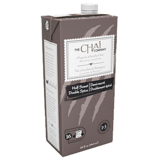Grizzly Chai - 32oz. Carton