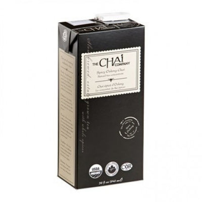 Spicy Oolong Chai - 32oz. Carton
