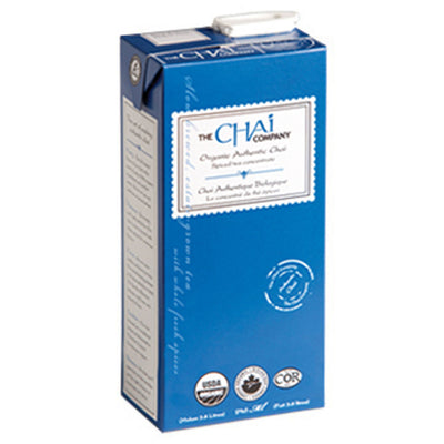 Authentic Chai - 32oz. Carton