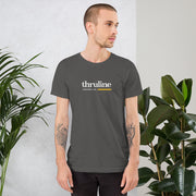 Thruline Coffee Tee
