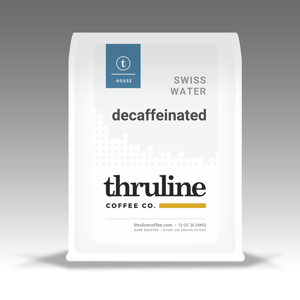 Swiss Water Process Decaffeinated