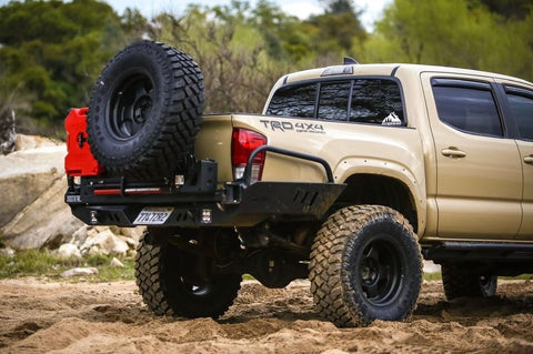 Dream Tacoma Build – Overland Depot