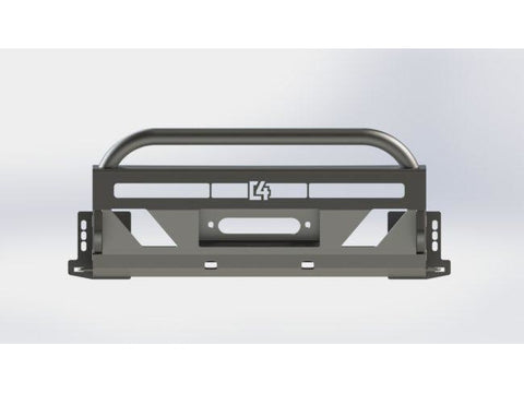 C4 Fabrication 4Runner 2003-2005 LO-PRO Winch Bumper