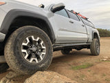 "Cali Raised 2005-2020 Tacoma 0 Degree ""Step"" Rock Sliders"