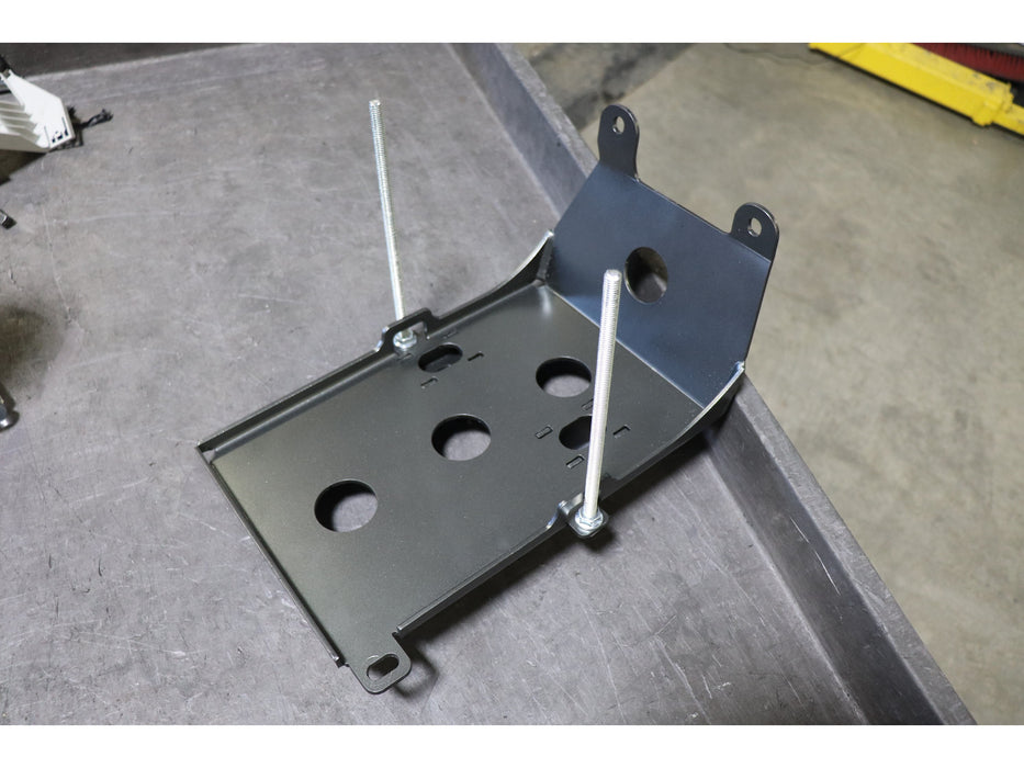 C4 Fabrication 2010+ 4Runner Spare Battery Tray