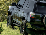 "Cali Raised 4Runner 0 Degree Bolt-On ""Step"" Cali Raised Rock Sliders"