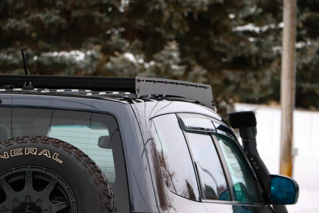 Subaru Forester Prinsu Roof Rack (2009-2013)