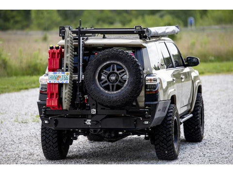 C4 Fabrication 4Runner Overland Series Rear Bumper 2010-Current