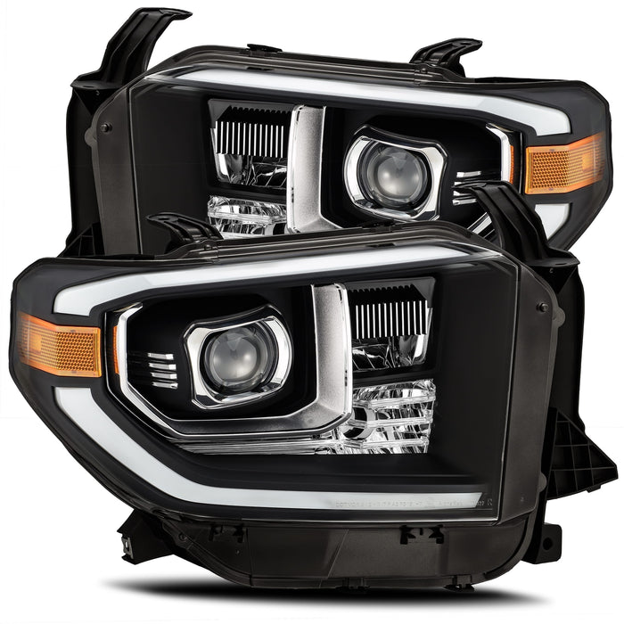 Toyota Tundra Alpha Rex LUXX-Series Projector Headlights (2014-2021)