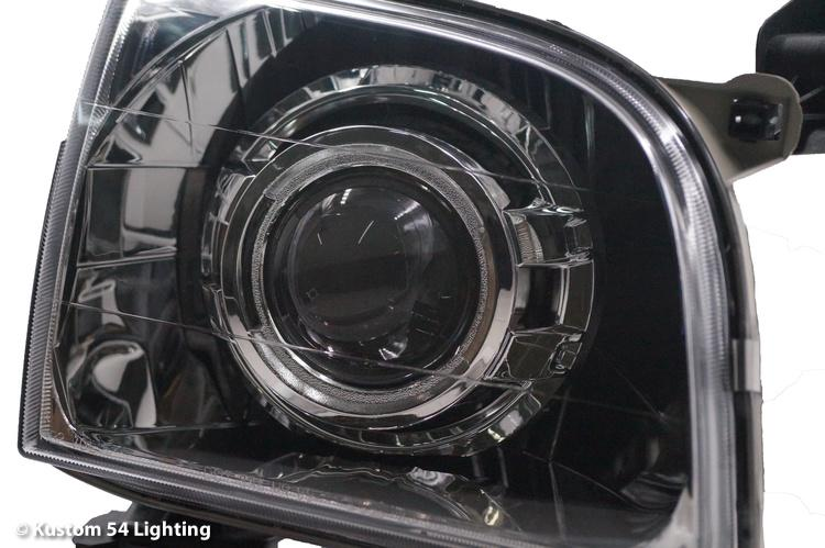 Kustom54 Tacoma Headlight Retrofit (2001-2004)