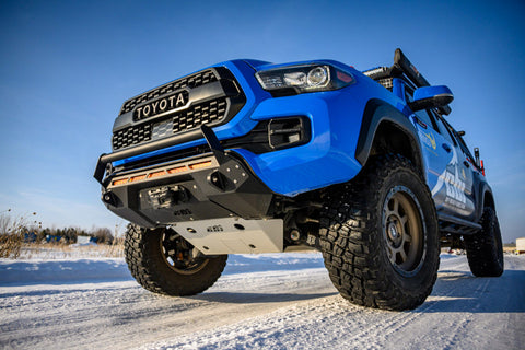CBI Tacoma Covert Series Front Bumper (2016-Current)