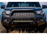 C4 Fabrication 2016-Current Tacoma LO-PRO Front Winch Bumper