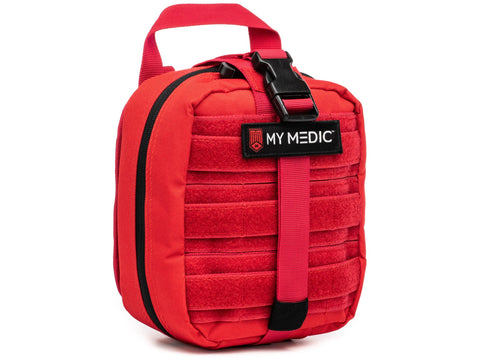 MyMedic MyFAK | First Aid Kit - Advanced Edition *BEST SELLER*