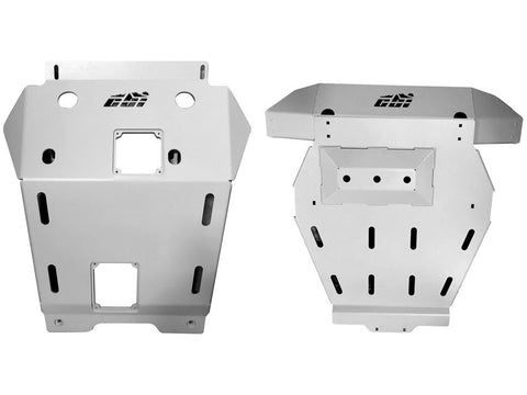 CBI 2016-Current Tacoma Full Overland Skid Plates