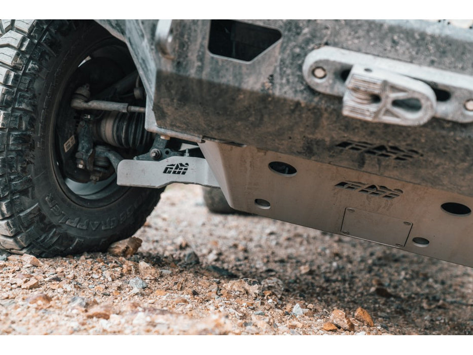 CBI 2016-Current Tacoma Lower Control Arm Skid Plates