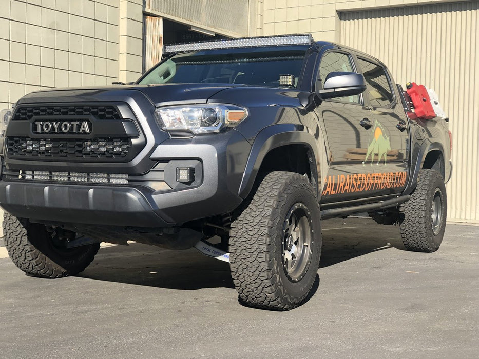 Cali Raised 2005-2021 Tacoma 25 Degree Rock Sliders